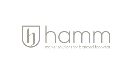 Logo hamm | market solutions for branded footwear