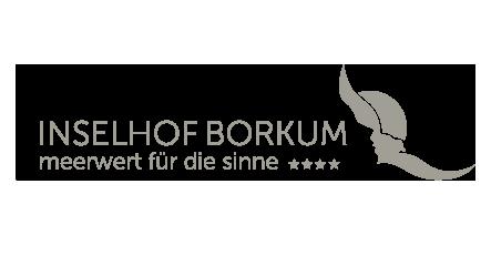 Logo Hotel Inselhof Borkum