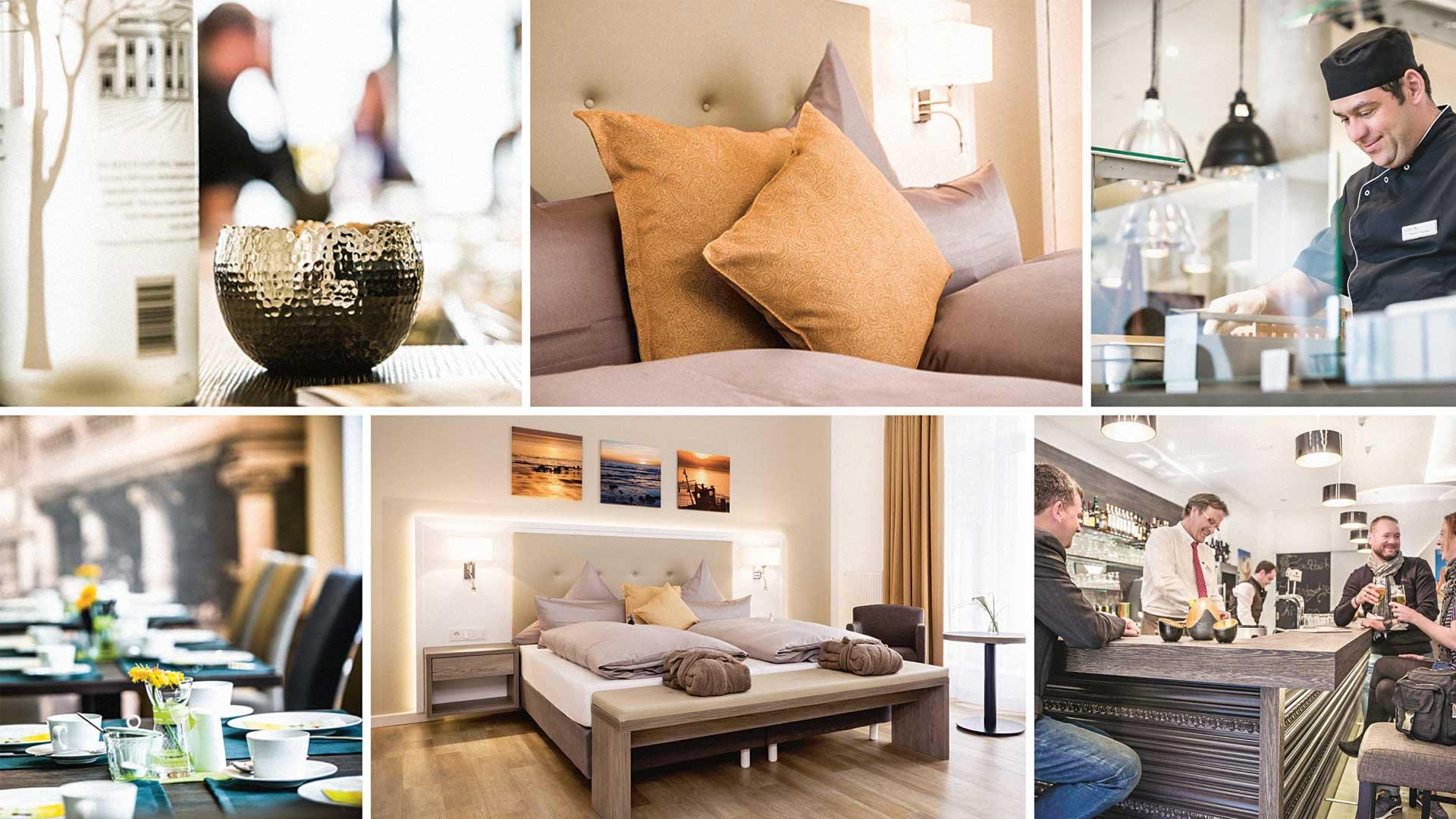"""artventura-Projekt Foto-Produktion für das 4-Sterne-Hotel """"Inselhof Borkum"""""""